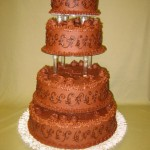 4 Tier Chocolate