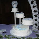 4 Tier Spiral 3 Smooth Bead